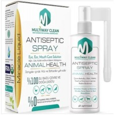 Veteriner Animal Antiseptik Sprey 100ml